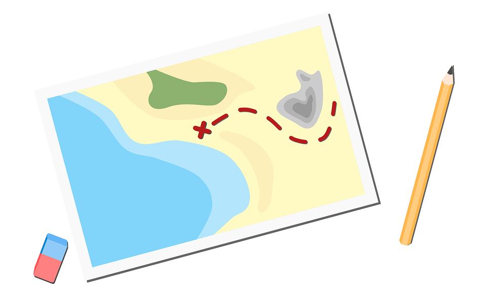 Quand la cartographie devient un jeu d'enfant