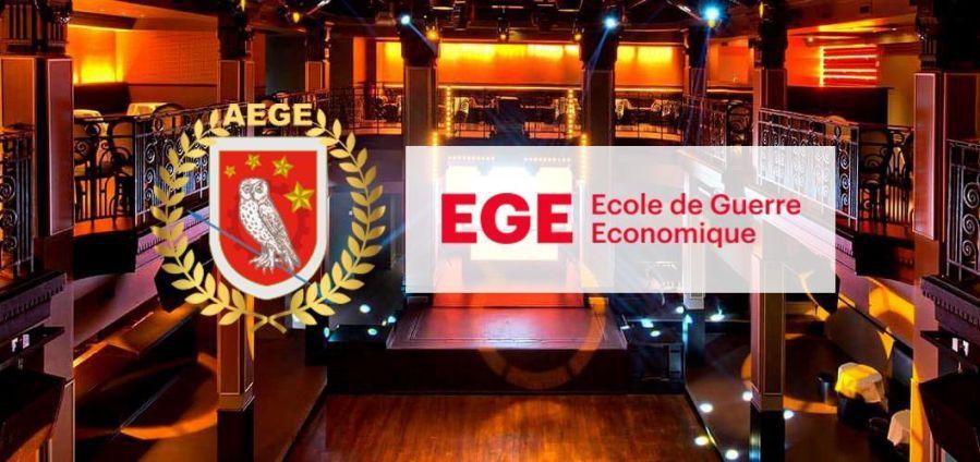 KB Crawl sponsor de l'EGE et partenaire du 13è Gala de l'IE