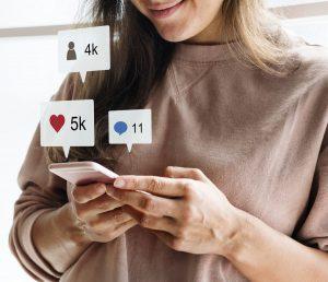 Les réseaux sociaux est la source de e-réputation la plus active